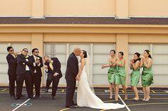 Bridal Party CELEBRATE