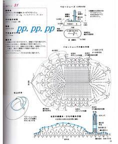 Crochet Lace № 2539 - Basilio - Blog de Basil