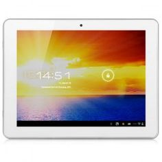 $131.48 8 inch ICOU ICOU8GT Tablet PC with Android 4.1 All Winner Quad Core 1.2GHz 2GB RAM 16GB ROM (White)