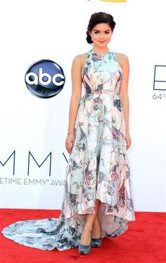 Ariel Winter 2012 Emmys - Ariel Winter turns 18: See how she's grown up over the years