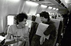 :: Mick e Keith.