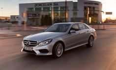 2015 #Mercedes-Benz #E400 Twin-Turbo V-6    The top-shelf E-class will drop two cylinders, but add an equal number of turbos.