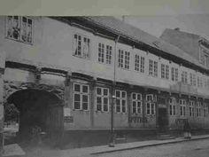 Ib G. Hansen - Billeder Randers før 1928