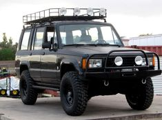 1990 isuzu trooper custom bumper - Google Search
