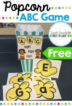 These are some of my favorite alphabet centers to use during back to school time and are perfect to review throughout the school year. If you stick around til the end of the post, I might have a fu…
