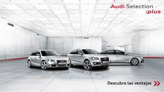 audi selection plus - Buscar con Google