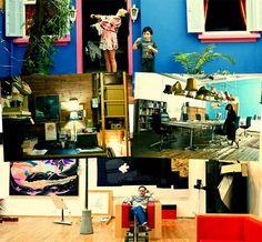 Casas criativas de pessoas mais ainda