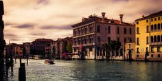 #Venice, Grand Canal by Matt Lacey