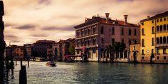 #Venice, Grand Canal by Matt Lacey