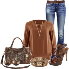 """""""Untitled #328"""" by lisamoran on Polyvore"""