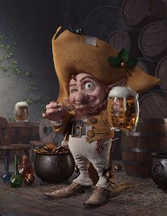 Cheers!, Anto Tony Juricic............based on a concept by Jean-Baptiste Monge. ....