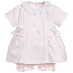 Shop the luxury Coco Collection outlet range on sale at Childrensalon Outlet. Discover the outlet collection from this unique designer. Discover our collection now. Smocked Baby Clothes, Pretty Pastel, Beautiful Babies, Baby Dress, Smocking, Pink, Cotton, Outfits, Collection