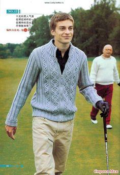 Сплетение осенних дней, или свитерок для мальчика. - Вязание - Страна Мам