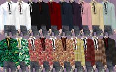 Shirt 06 DL ☆ Thanks for all CC creators. Don't reupload