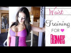 9a4ad58f44 (318) Waist Training For Beginners - What You Should Know - YouTube Waist  Trainer