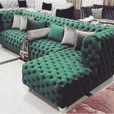 House Furniture Design, Living Room Sofa Design, Living Room Decor Cozy, Sofa Furniture, Luxury Furniture, Living Room Designs, Classy Living Room, Modern Sofa Designs, Luxury Sofa