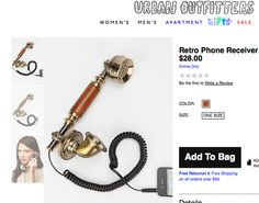 When it thought this was necessary. | 26 Times Urban Outfitters Failed So Hard It Just Failed