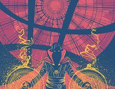 "Check out new work on my @Behance portfolio: ""Doctor Strange"" http://be.net/gallery/44897611/Doctor-Strange"