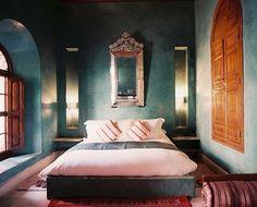 The Bedroom In Moroccan Style2014 interior Design | 2014 interior ...