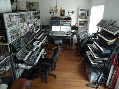 Show Off Your Studio - Part Two - MusicTech | MusicTech