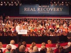 Paul Ryan speaking at the rally in Lima, Ohio 9-24-12 #RomneyRyan2012