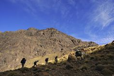 (PHOTO: Kay Maeritz / LOOK-foto via Getty Images)   Holidays of a lifetime under £500:   Trek the majestic High Atlas (Morocco's High Atlas is a trekker's paradise, running for almost 1000km, with Toubkal as the mountain range's highest peak at 13,671 ft. KE Adventure Travel offers a week-long Toubkal Trek to the summit of the mountain, while taking in a spectacular trekking circuit through the Toubkal National Park, camping beside Lac d'Ifni, hiking high passes and meeting the…