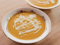 Get this all-star, easy-to-follow Butternut Squash Soup recipe from Ree Drummond