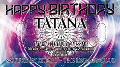 Happy B-Day DJ Tatana Das feiern wir am Samstag im Legacy mit schönem Trance die ganze Nacht! ❤️ Tatana ❤️ Centaury ❤️ Messiah ❤️ ❤️ Dave-Z ❤️ Whitefighter & Paranoid ❤️ Mark Main (Psytrance Session) ab Uhr Happy Birthday Dj, Maine, Trance, Neon Signs, Cool Stuff, Night, Clock, Nice Asses