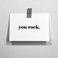 you rock // #pinitforwarduk