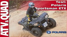 Einsteiger ATV von Polaris: Sportsman ETX Und hier geht´s zum Video: http://youtu.be/52lmEmo67q0 Mit seiner Sportsman ETX gibt´s ein neues Einsteiger ATV von Polaris. In unserem Test bewies 320 Kubik Allradlerin ungeahnte Qualitäten http://www.atv-quad-magazin.com/aktuell/einsteiger-atv-von-polaris-sportsman-etx/