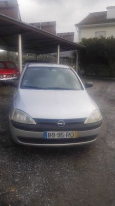 Opel Corsa C preços usados