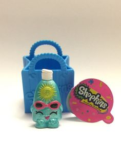 Shopkins Season 1 * LIMITED EDITION * Sunny Sunscreen ** Only 5000 Made!! ** LE
