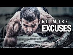 NO MORE EXCUSES - Powerful Motivational Speech Video (Featuring Coach Pain) Motivational Speeches, Motivational Videos, Best Motivational Speakers, No More Excuses, Dreaming Of You, Military, Pep Talks, Military Man, Army