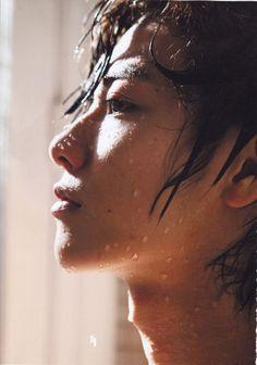 """Sato Takeru - a.a """"Rurouni Kenshin"""" - Page 11 - global celebrities - Soompi Forums Takeru Sato, Rurouni Kenshin, Ideal Man, Japanese Boy, Jiyong, Kokoro, Asian Men, Asian Guys, Asian Actors"""
