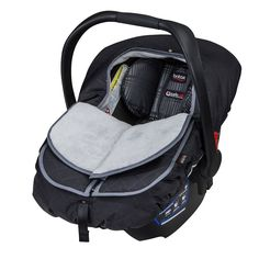 Britax B-Warm Insulated Infant Car Seat Cover, Black