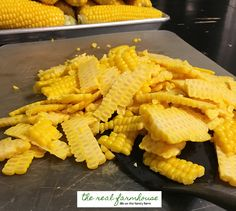 How to freeze corn, the easy way