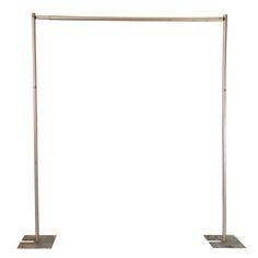 Pipe-and-Drape---8-Ft.-Tall-Frame- $16.50 ea comes with curtain                                                                                                                                                                                 More