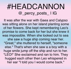 Leo and Calypso<<<but he actually came on his dragon witch is soooo much cooler Percy Jackson Head Canon, Percy Jackson Memes, Percy Jackson Books, Percy Jackson Fandom, Solangelo, Percabeth, Leo And Calypso, Team Leo, Wise Girl