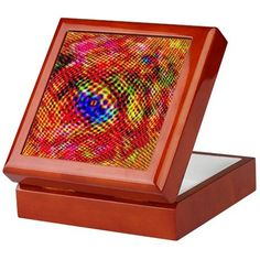 far-out design Keepsake Box