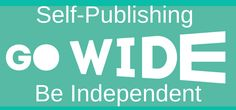 Going Wide With Self-Publishing And Being Independent  Why you should consider going wide in self-publishing I have written before about the pros and cons of Amazon KDP Select but let's talk about the advantages of going wide in self-publishing. For many authors, it is a difficult choice to make, as, on the one hand, Amazon is by far the... https://www.justpublishingadvice.com/going-wide-with-self-publishing-and-being-independent/?utm_source=SNAP&utm_medium=nextscripts