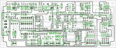 Midisizer (Pete Kvitek) Midi2cv mk2 PCB
