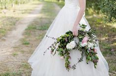 Bella Toscana Styled Shoot by TopVendor & Claire Harries Wedding Flower Arrangements, Wedding Bouquets, Wedding Dresses, Bridesmaid Bouquets, Bridal Flowers, Brides And Bridesmaids, Wedding Accessories, Marie, Ball Gowns