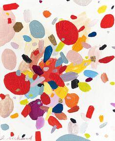 Color Study No. 2 Art Print by Emily Rickard