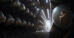 Film Sketchr: 'Oblivion' Concept Art