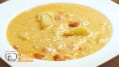 Frankfurti leves recept elkészítése - Recept Videók