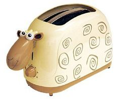 @Kelsey Lee...Sheep Toaster this was made for you!