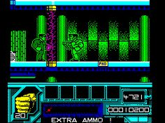 Arnold Schwarzenegger - Total Recall (Ocean - 1991): In-game