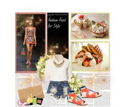 """""""Color Me Beautiful"""" by juana729 ❤ liked on Polyvore"""