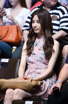 SNSD Seohyun Spotted on Mnet One Concert