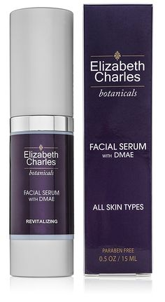 Elizabeth Charles Beauty - Facial Serum with DMAE - Organic Skin Care Products - DMAE Serum for Glowing Skin - Best Anti Wrinkle Serum in Natural Skin Care Products * Check this awesome image  : Face Oil and Serums